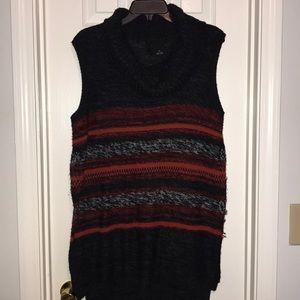 Waist length sweater ND